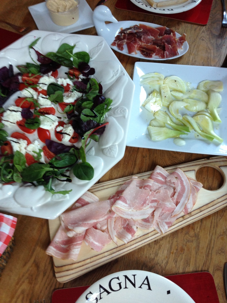 Let there be light lunches! (2/2)