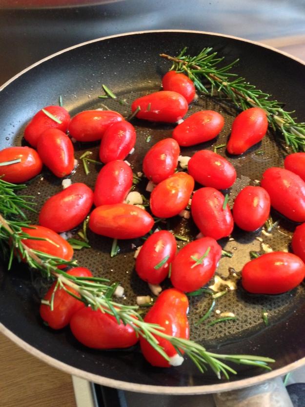 Monday magic... of the tomato variety.....